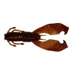BA Boogie Craw Brown Oil Red Flake