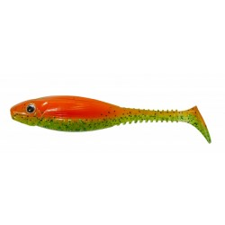Gunki Grubby Shad Orange Chart Belly