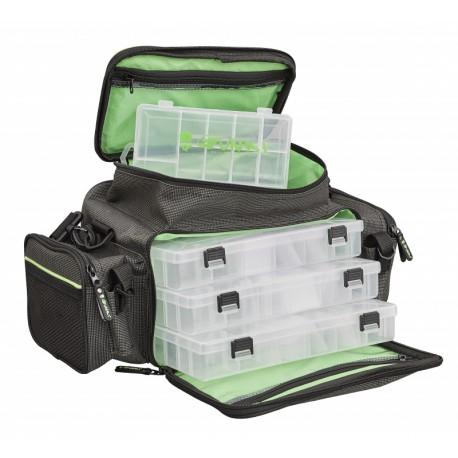 Gunki Iron-T Box Bag Front Perch Pro